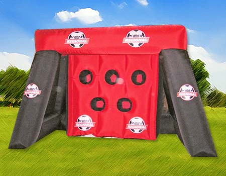 Arco gol inflable